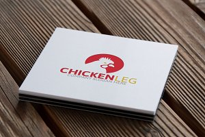 Chicken Leg Logo