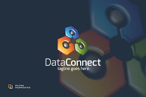 Data Connect / Technology - Logo