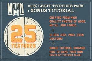 100% Legit Texture Pack