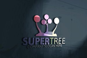 Super Tree Logo -30%off