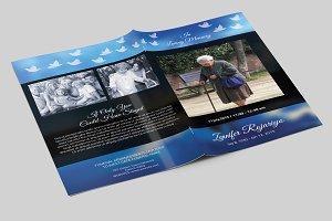 Funeral Program Template-V320