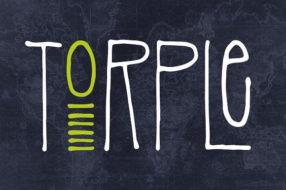 Torple Mini Font