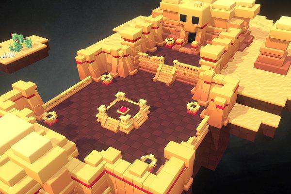 3D Environment: Bitgem - Proto Desert Set