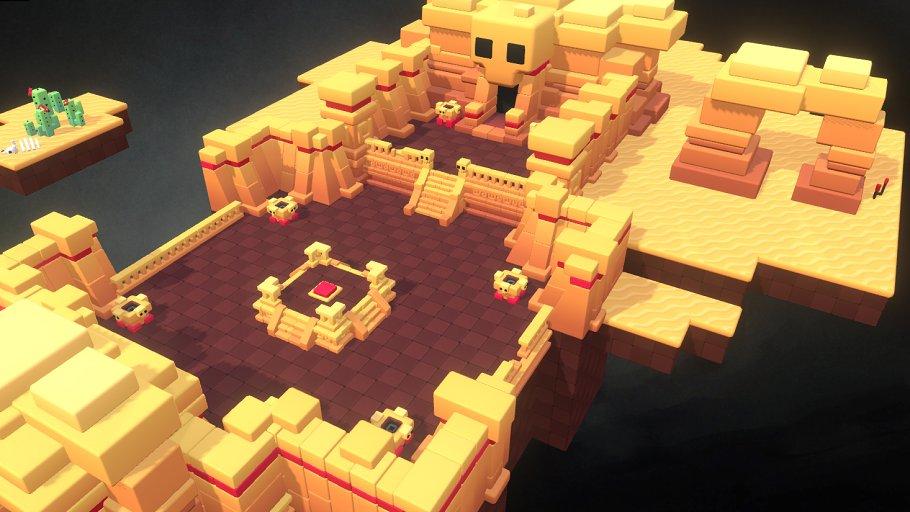 Proto Desert Set