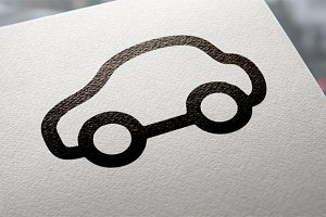 Cars Flat Logo