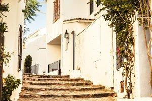 Calella street