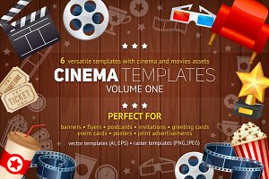 Cinema Templates & Banners