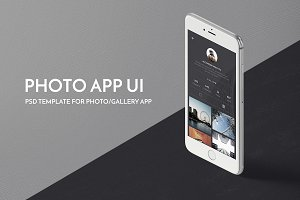 Photo App UI Kit
