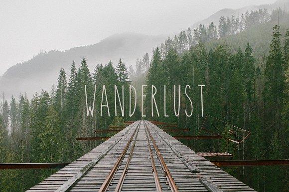 Resultado de imagen de Wanderlust