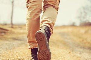 Traveler legs