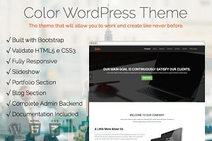 Color WordPress Theme