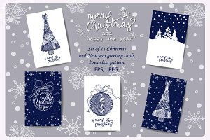 Merry Christmas  DIY Graphics Set 02