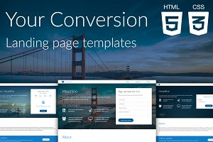 Your Conversion | Landing pages