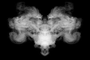 Abstract Smoke Pattern