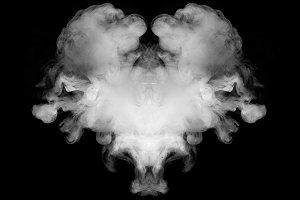 Abstract Smoke Pattern