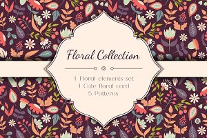 Beautiful Floral Collection