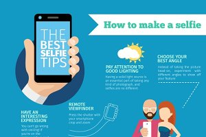 The best selfie tips. How to make.