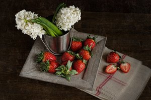 Strawberries  for Valentine's Day