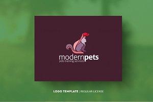 Modern Pets (Logo)