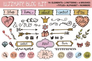 Ultimate DIY blog kit 01