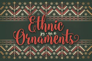 20 Ethnic Ornaments