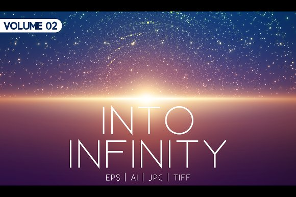 Into Infinity Backgrounds Vol.2 - Textures