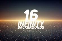 16 Infinity Backgrounds