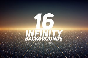 16 Infinity Backgrounds