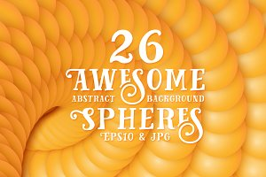 26 Awesome Spheres Backgrounds