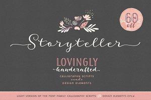 Storyteller Light – Scripts & DE