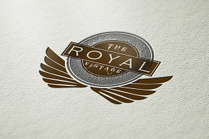 The Royal Vintage Logo