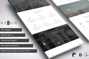 Reign Pro - Corporate Agency