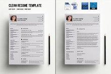 Resume with Cover Letter-V013
