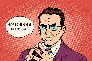 Sprechen Sie Deutsch?