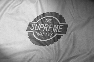 The supreme Quality Logo