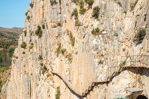 Caminito del Rey in Malaga