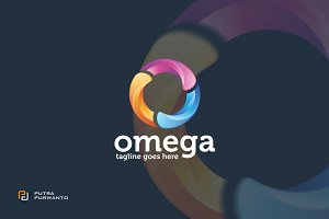 Omega / Circle / O - Logo Template