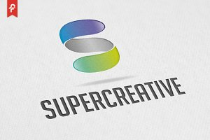 Super Creative Logo