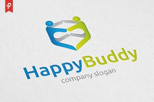 Happy Buddy Logo
