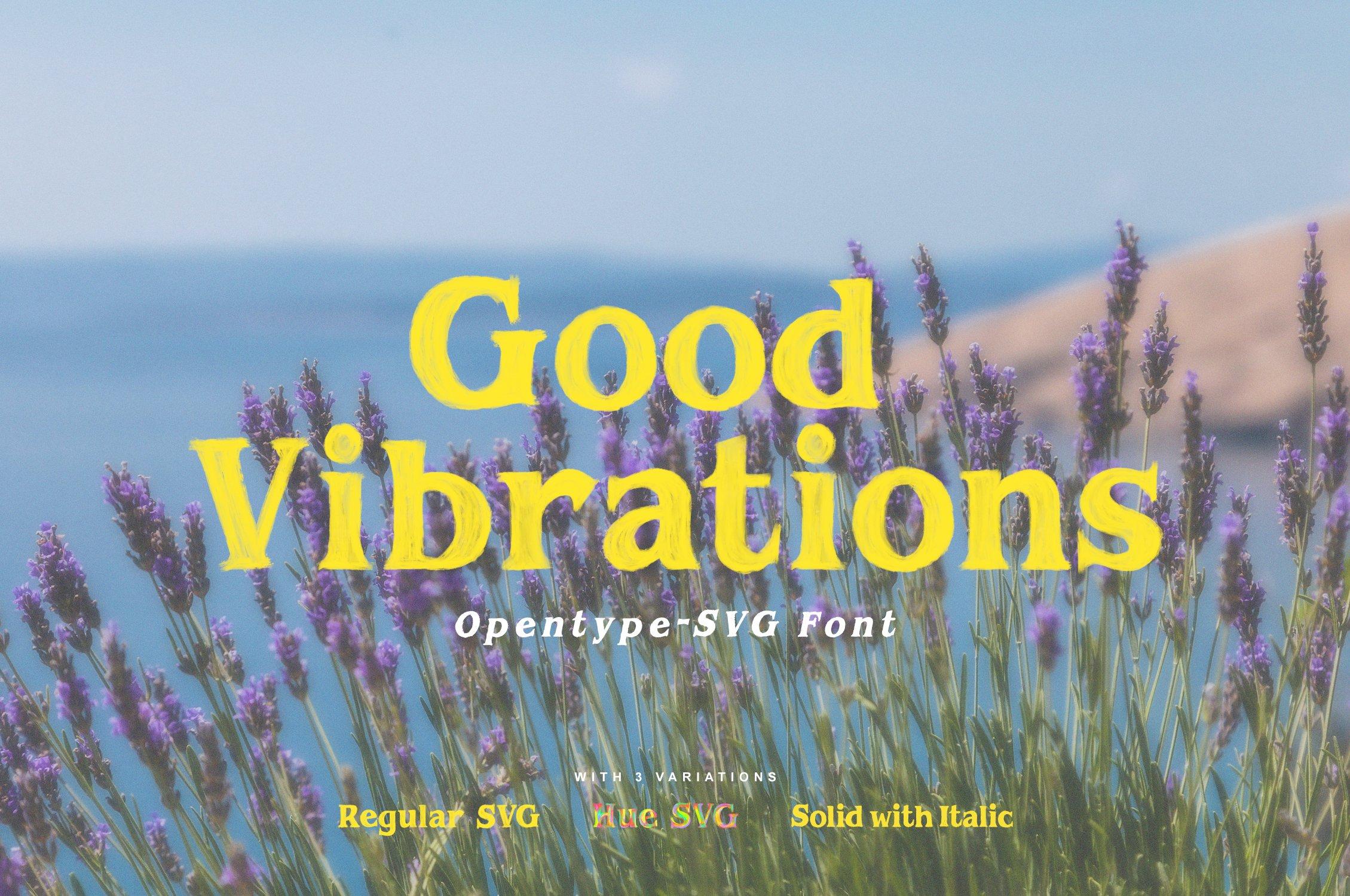 good vibrations cover 2 2