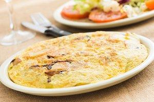 Great omelette