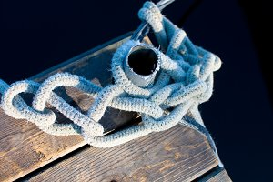Knoted Rope