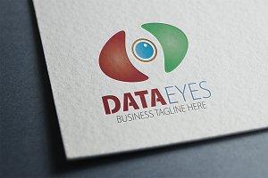 Data Eyes Logo