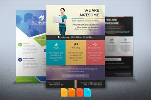 Bundle Flyers Multipurpose
