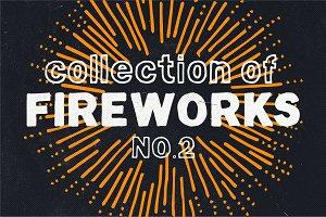 Fireworks II - HandDrawn Explosions