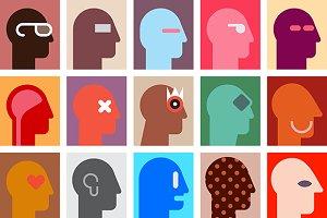 Human Heads 3