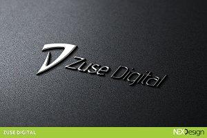 Zuse Digital Logo - nex #011