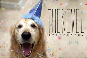 The Revel Family Typeface