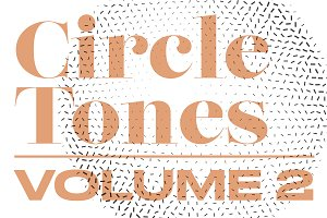 CircleTones Vol.2 | Gradient Circles