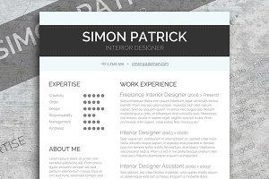 Smart Word CV & Cover Letter
